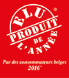Product of the Year Belgique