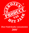 Product of the Year Pays-Bas 2016